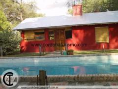 Casa De Campo Villa Las Rosas
